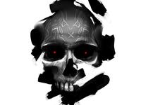 Black Series - Skull