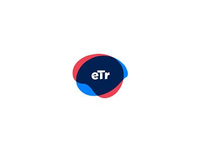 Etransportal Logo clean mnml minimal logotype typography symbol simple type logo