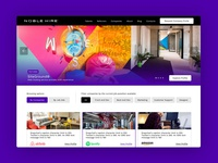 NobleHire Discover page