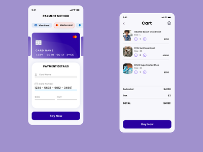 DAILY UI 002 Credit Card 💳 Checkout Screen Page uiux credit card checkout page mobile app ui trends graphic design ui figma dribbble dribbblers design 002 daily ui
