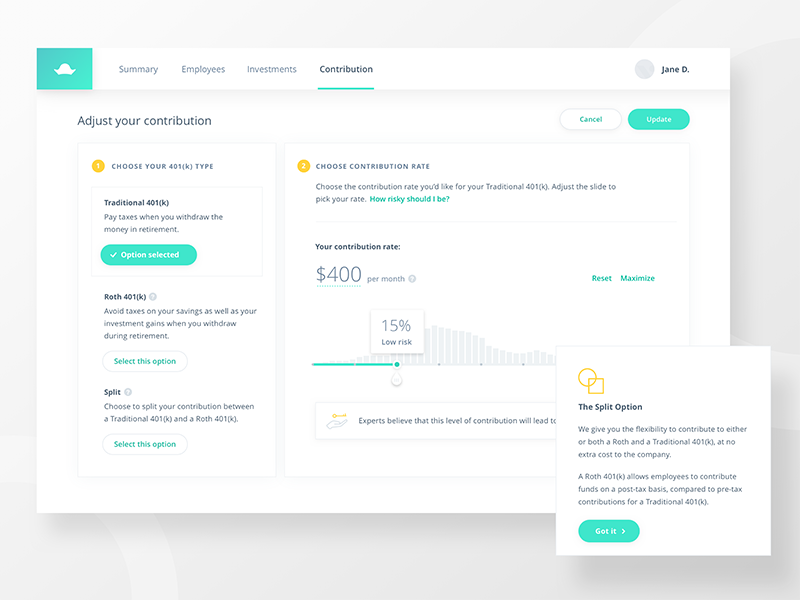 Dribbble contribution 800