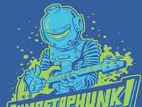 Dumpstaphunk shirt design