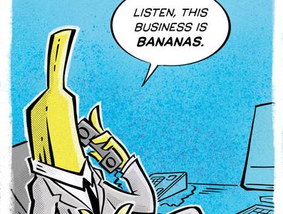 Boss Banana