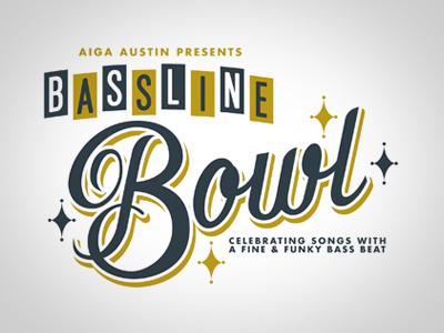 AIGA Austin Bassline Bowl