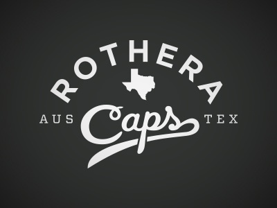 Rothera Caps logo