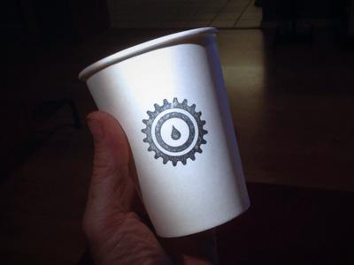 Machine Head Coffee branding