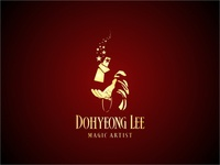 Dohyeong Lee magic cards magitian logo artist