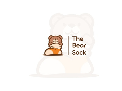 THE BEAR SOCK