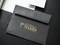 Geoffrey Mason Attorney Logo