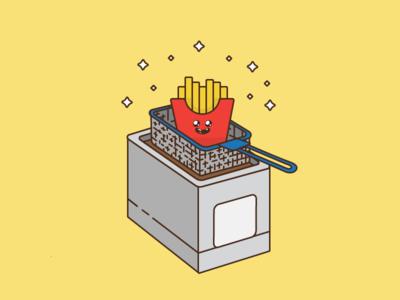 Happy Fry-day!