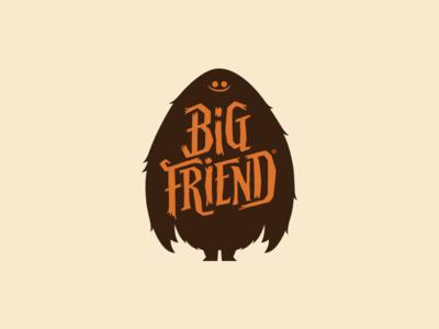 Big Friend logo