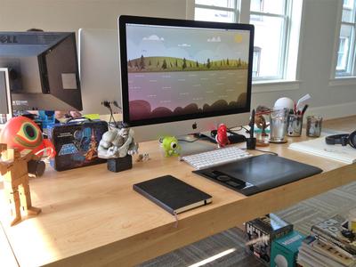 Workspace | My Space at Focus Lab