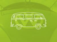 Illustration | VW Bus!