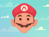 "Illustration | ""It's-a me, Mario!"""