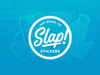 """Slap! Stickers 