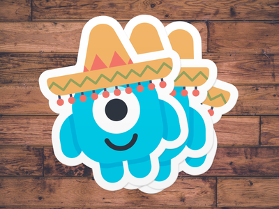 """Stickers 