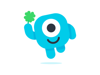 "Illustration | ""Happy St. Paddy's Day from Bob"" st. paddys day character fun bob personal branding doodle illustration design"