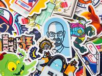 Slap! Stickers | New Member Giveaway!