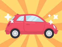 "Illustration | Facebook ""New Wheels Ad"""