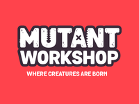 "Branding | ""Mutant Workshop"""