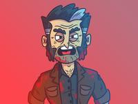 "Illustration | ""Logan"""