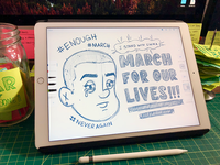 "Doodle | ""March For Our Lives"""