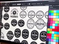 "Branding | ""Personal Branding Badges"""