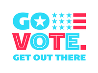 Illustration | Go Vote.