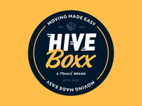 Branding | HiveBoxx Badge