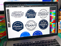 Branding | Moovd Badges