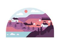 Illustration | Micro Scene No.2