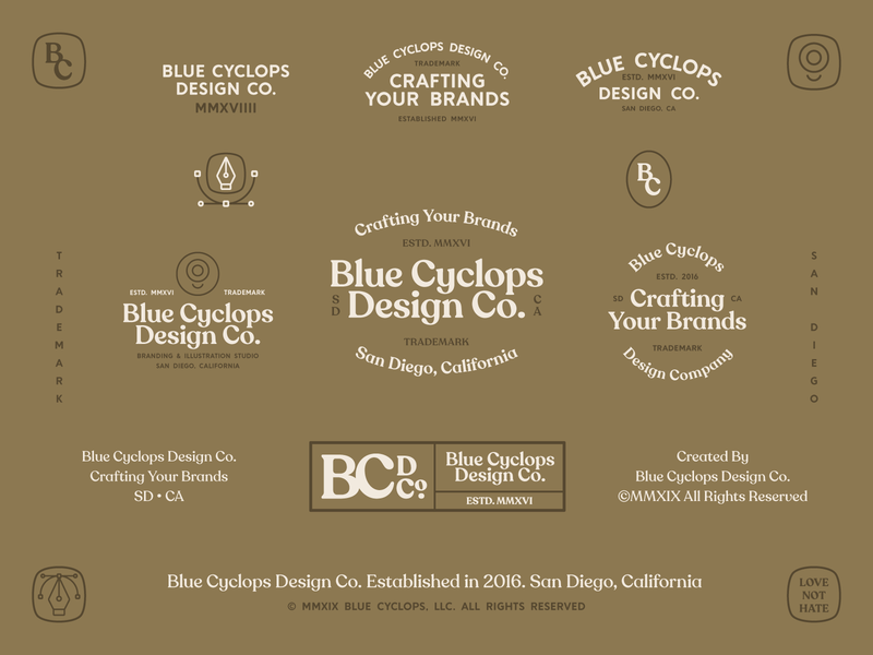 Branding | A Diverse Brand for BCDC badgedesign marketing logodesign logotype lockup badges badge mark logos style exploration illustrator freelance vector icon typography logo branding design