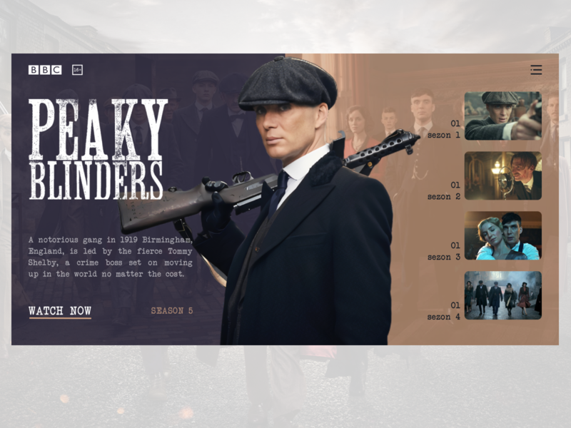 Peaky Blinders (waiting for 6 season)