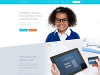 Start Beta Multipurpose Landing Page