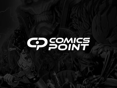 Comics Point Logotype
