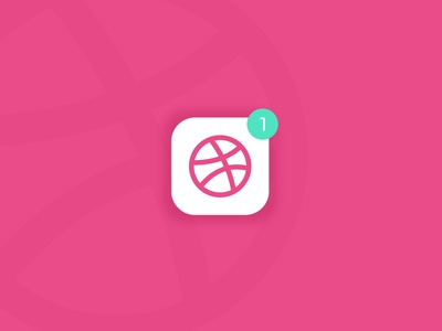 Dribbble Invitation hire pro designer app icon design vector logo dribble ui social icon social notification invitation invite flat flat icon dribbble invitation dribbble invite dribbble best shot dribbble