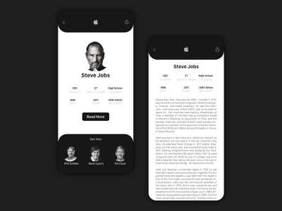 dailyUI006 darkui vector dark dailyui web ui ux app design
