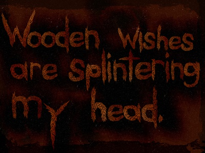 Wooden Wishes