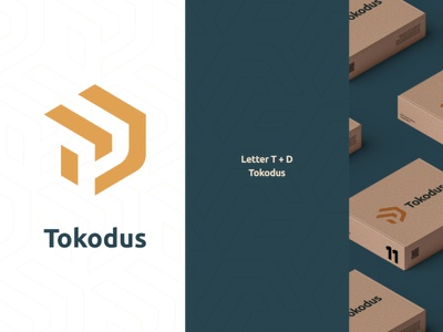 Toko Dus Logo Project