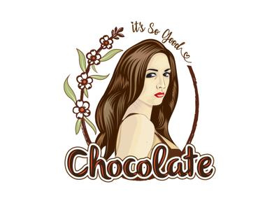 Chocolate Company Logo Design