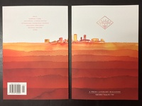 Bridge Eight Literary Magazine Cover