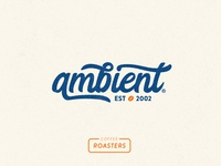 Ambient Coffee Roasters / Wordmark Logo