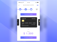 Daily UI challenge #002 — A Credit Card Page