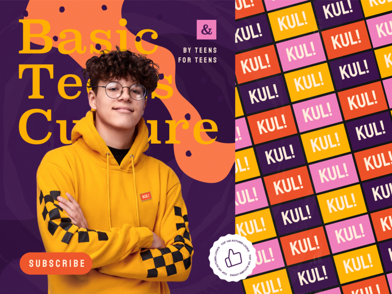 KUL Online Teen Magazine teens identity logo print branding management magazine business activity project news teen magazine entrepreneurship trends lifestyle startup journal newsletter issue digest