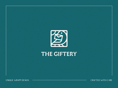 The Giftery Branding festive gift service culture entertainment halo lab halo holiday gifts packaging logotype logo brand sign branding identity brand identity