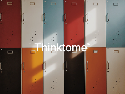 Thinktome Branding Case halo lab learning educational simulation study courses distance learning online library educational packaging logotype logo brand sign branding identity brand identity