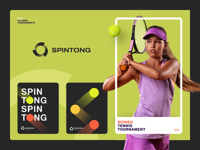Spintong Branding brand sign packaging logotype identity logo brand identity branding