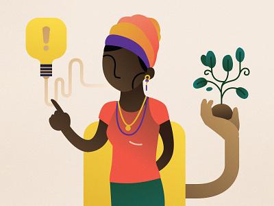 Ciclo de Debates | ONG Fase vector design illustration flat design flat colorful