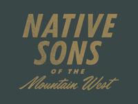 Native Sons of the Mountain West