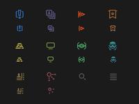 StarWars.com Icons